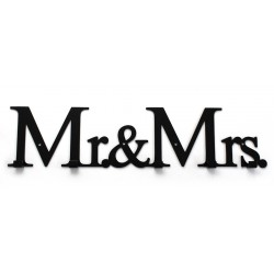Wieszak na ubrania MR & MRS
