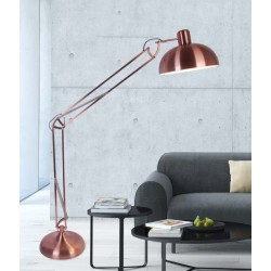 LAMPA STOJĄCA AMADO SL556-CO Zuma Line, ,lampy stojące, nowoczesne, do biura, salonu,pracowni, oryginalne, oświetlenie