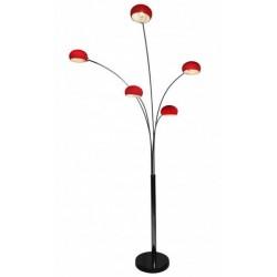 LAMPA STOJĄCA VENTI, venti, TS-5805-G (RED), Zuma Line, lampy stojące, lampy do salonu, oświetlenie, lampy, nowoczesne