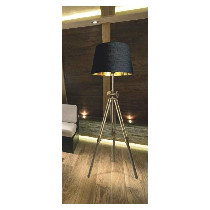 Lampa Stojąca Seville Ts 062909f Br Zuma Line Stylowa I Oryginalna