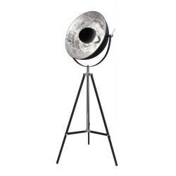 LAMPA STOJĄCA ANTENNE TS-090522F-BKSI Zuma Line, lampy stojące, nowoczesne, designerskie, czarne, oświetlenie stojące