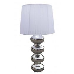 LAMPA STOŁOWA DECO TS-060216T-CHWH Zuma Line, lampy stołowe, nowoczesne, stylowe, oryginalne, białe, oryginalne oświetlenie