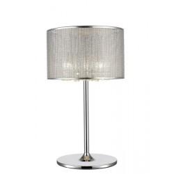 LAMPA STOŁOWA BLINK T0173-04W, T0173-04W-F4B3, Zuma Line, lampy glamour, lampy stołowe, stylowe lampy, nowoczesne, kryształki