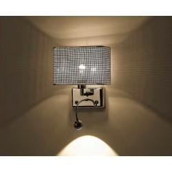 LAMPA ŚCIENNA BLINK, W0173-02A-F4B3, W0173-02A Zuma Line, kinkiet, zumaline, kinkiety, z kryształkami, lampy z kryształkai