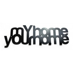 Wieszak na ubrania MY HOME, YOUR HOME
