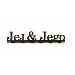 Wieszak na ubrania JEJ & JEGO