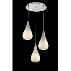 LAMPA WISZĄCA NAOMI P1305-03R-B5AB Zuma Line