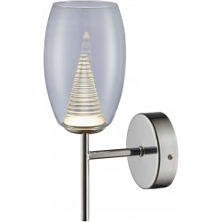 LAMPA ŚCIENNA ENZO MB1622-1 Clear Zuma Line