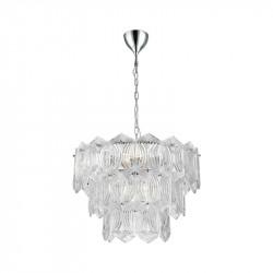 lampa wisząca Corato, Corato zumaline, P0475-05a-f4ac, lampy zumaline, dekorplanet, lampy wiszące, oświetlenie, klasyczne, zuma