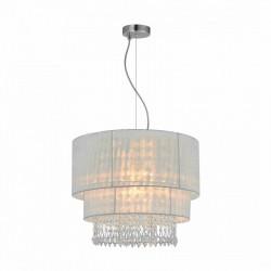LETA LAMPA WISZĄCA, RLD93350-L1W ZUMA LINE, BIAŁA LAMPA GLAM, BIAŁA LAMPA WISZĄCA ZUMA LINE, DEKORPLANET,