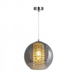 IVIA LAMPA WISZĄCA, P12082D-D25 ZUMA LINE, LAMPA KULA, LAMPY WISZĄCE ZUMA LINE, NOWOCZESNE LAMPY ZUMA LINE, DEKORPLANET,