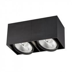 LAMPY BOX 2, BK ACGU10-117 Zuma Line, LAMPA SUFITOWA CZARNA, CZARNE LAMPY ZUMA LINE, CZARNE LAMPY BOX,, CZARNA LAMPA SUFITOWA Z