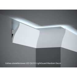 QL010 MARDOM DECOR - LIGHT GUARD LISTWA PRZYSUFITOWA LED