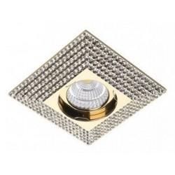 Lampa PIRAMIDE XL NC1673SQ-G Gold / aluminium IP20 Azzardo