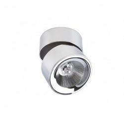 Lampa SCORPIO LC1295-M-CH Chrome / aluminium I Azzardo