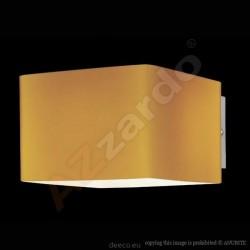 Lampa TULIP wall MB 328-1 amber glass/chrome Azzardo