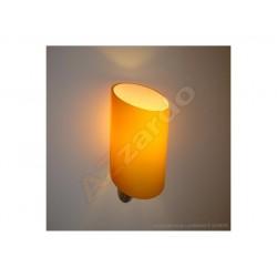 Lampa ROSA wall MB 311-1SOorange metal chrome Azzardo