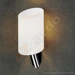Lampa ROSA wall MB 311-1W white metal/chrome Azzardo